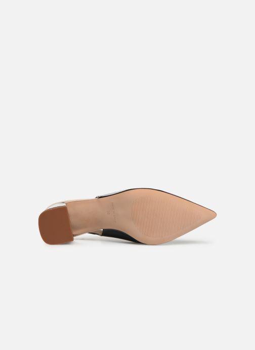 Sandales et nu-pieds Humat Elena Salon Bleu vue haut