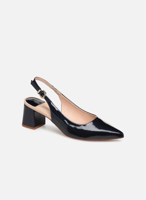Sandales et nu-pieds Humat Elena Salon Bleu vue détail/paire