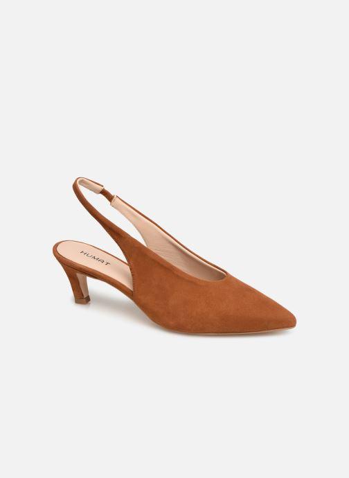 Sandali e scarpe aperte Humat Galena Alto Marrone vedi dettaglio/paio