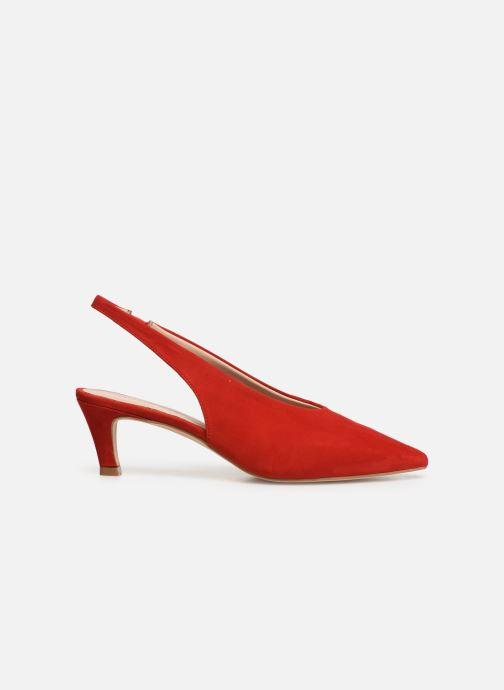 Sandales et nu-pieds Humat Galena Alto Rouge vue derrière