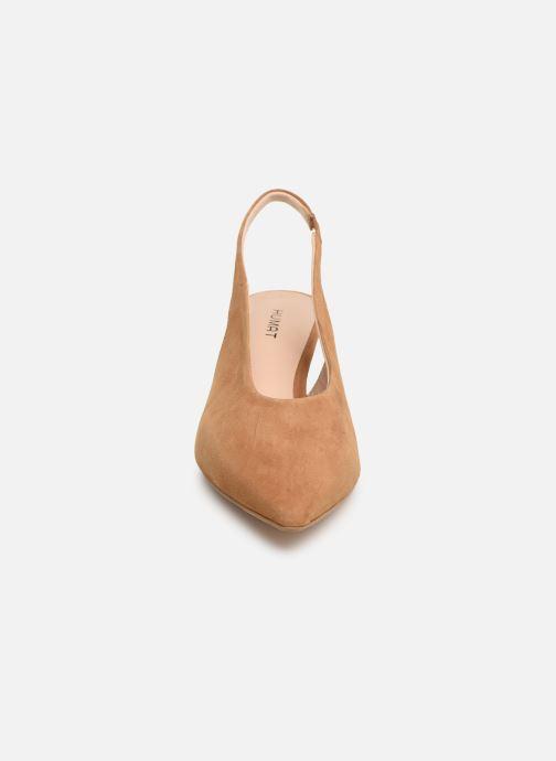 Sandales et nu-pieds Humat Galena Alto Marron vue portées chaussures