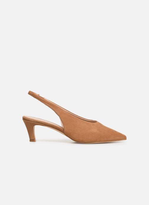 Sandales et nu-pieds Humat Galena Alto Marron vue derrière