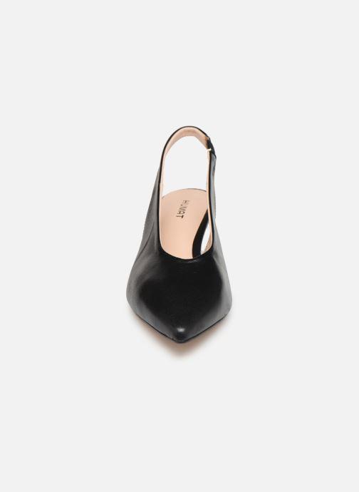 Sandals Humat Galena Alto Black model view