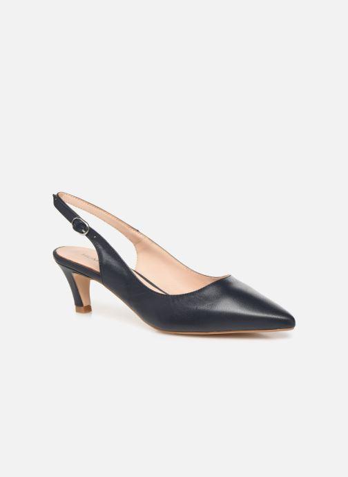 Sandaler Humat Galena Alto Blå detaljeret billede af skoene