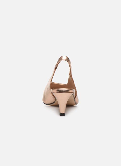 Sandali e scarpe aperte Humat Galena Alto Rosa immagine destra