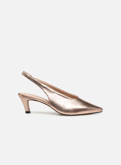 Sandali e scarpe aperte Humat Galena Alto Rosa immagine posteriore