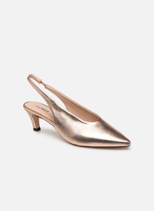 Sandales et nu-pieds Humat Galena Alto Rose vue détail/paire