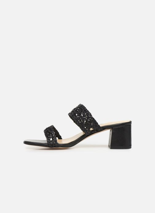 Mules & clogs Humat Julia Trenza Black front view