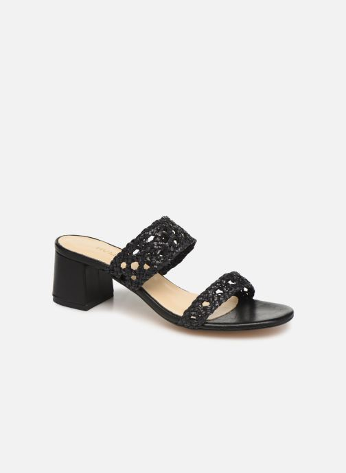 Mules & clogs Humat Julia Trenza Black detailed view/ Pair view