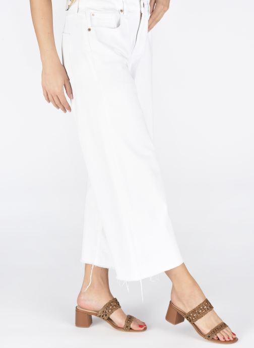 Clogs & Pantoletten Humat Julia Trenza braun ansicht von unten / tasche getragen