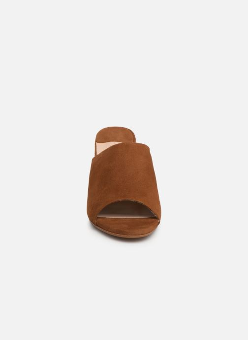 Mules & clogs Humat Lidia Zueco Brown model view