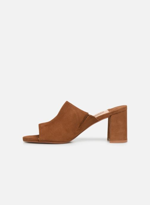Mules & clogs Humat Lidia Zueco Brown front view