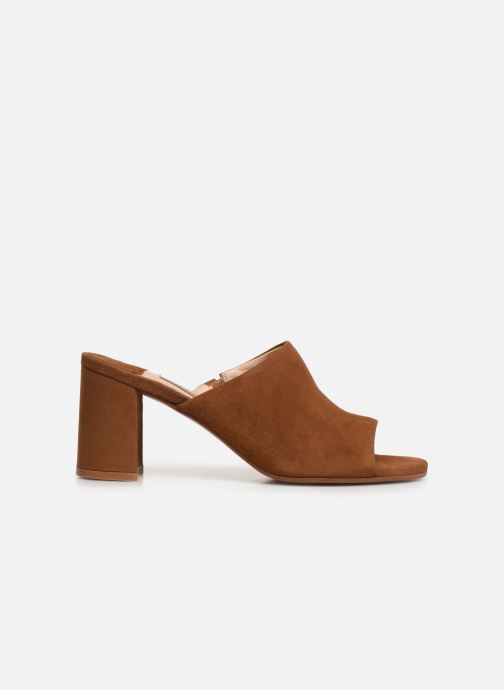 Mules & clogs Humat Lidia Zueco Brown back view