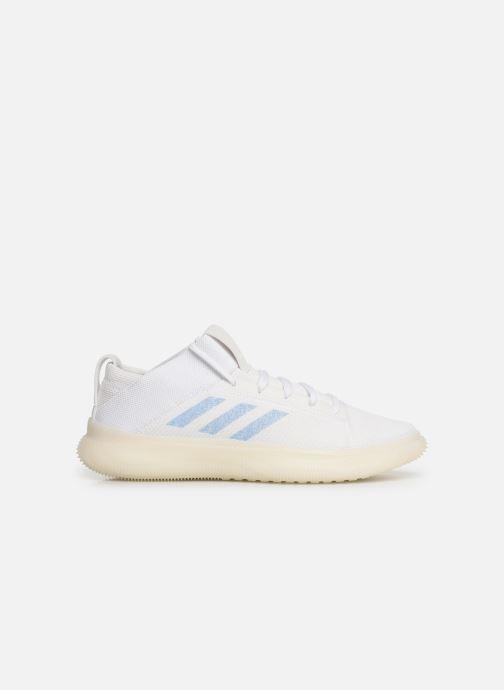 Chaussures de sport adidas performance PureBOOST TRAINER W Blanc vue derrière