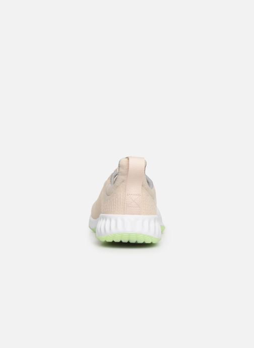 Zapatillas de deporte adidas performance Solar LT TRAINER W Beige vista lateral derecha