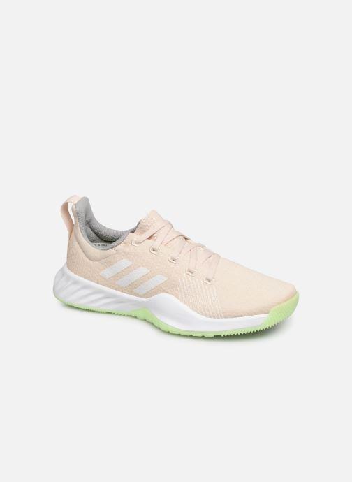 Chaussures de sport adidas performance Solar LT TRAINER W Beige vue détail/paire