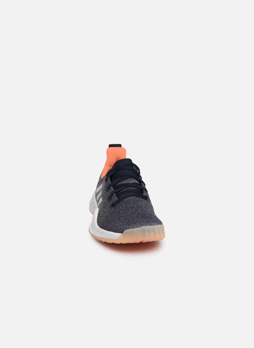 Chaussures de sport adidas performance Solar LT TRAINER W Gris vue portées chaussures