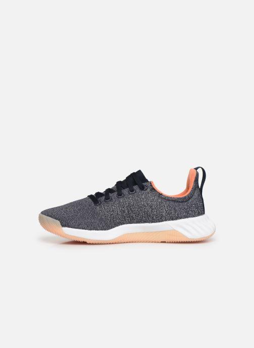 Chaussures de sport adidas performance Solar LT TRAINER W Gris vue face