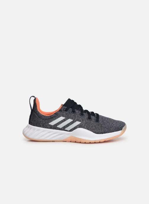 Chaussures de sport adidas performance Solar LT TRAINER W Gris vue derrière