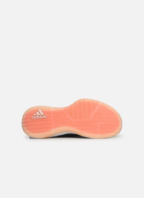 Chaussures de sport adidas performance Solar LT TRAINER W Gris vue haut