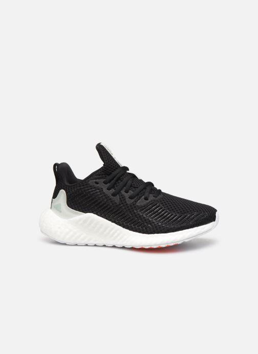 Chaussures de sport adidas performance alphaboost w PARLEY Noir vue derrière