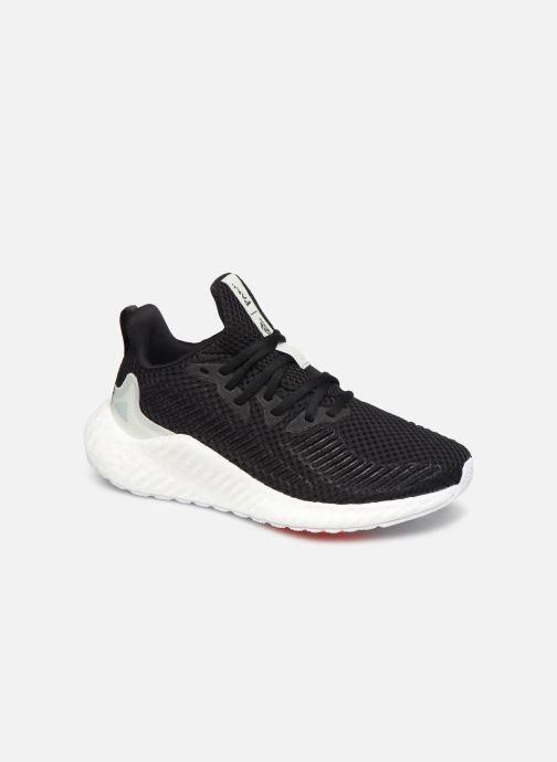 Chaussures de sport adidas performance alphaboost w PARLEY Noir vue détail/paire
