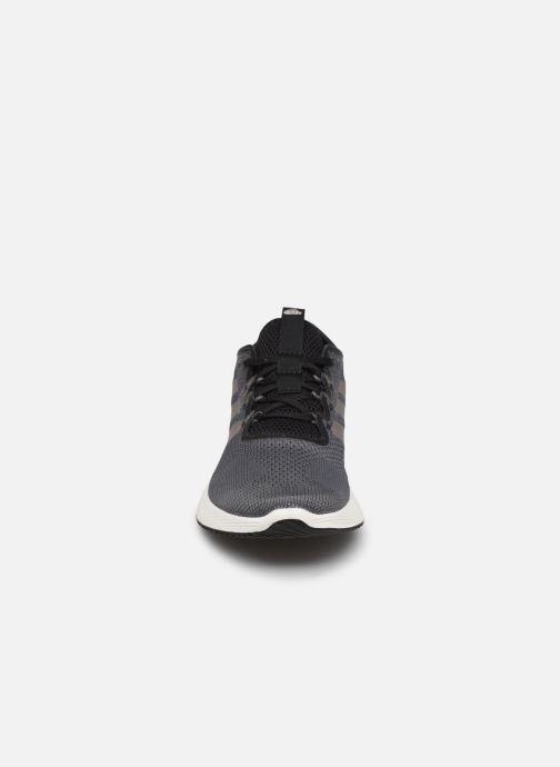Scarpe sportive adidas performance edge flex w Grigio modello indossato