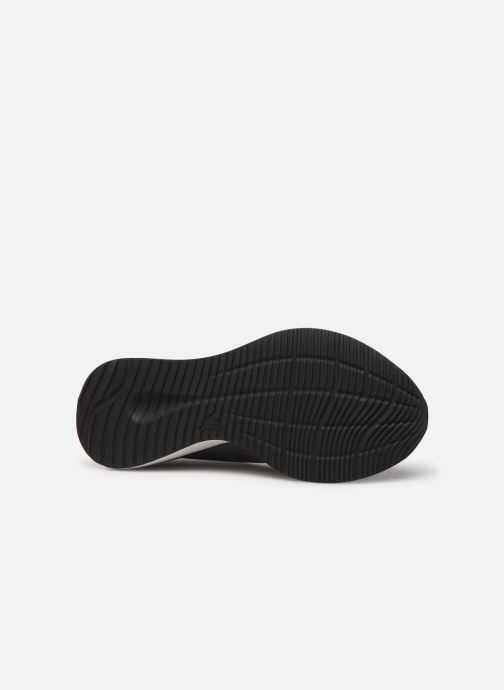 Chaussures de sport adidas performance edge flex w Gris vue haut