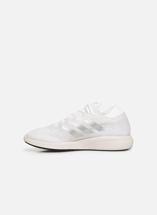 Zapatillas de deporte adidas performance edge flex w Blanco vista de frente