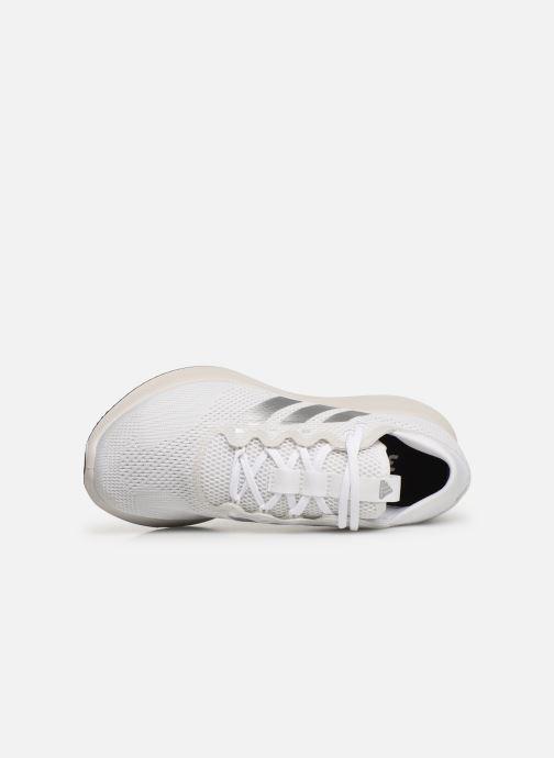 Zapatillas de deporte adidas performance edge flex w Blanco vista lateral izquierda