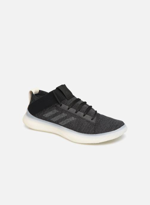Chaussures de sport adidas performance PureBOOST TRAINER M Noir vue détail/paire