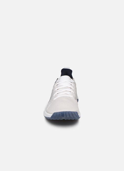 Chaussures de sport adidas performance Solar LT TRAINER M Gris vue portées chaussures