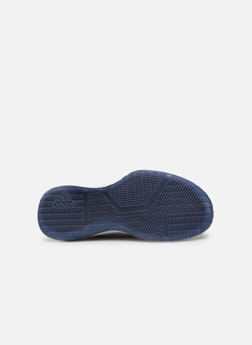 Chaussures de sport adidas performance Solar LT TRAINER M Gris vue haut