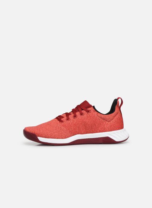 Chaussures de sport adidas performance Solar LT TRAINER M Rouge vue face