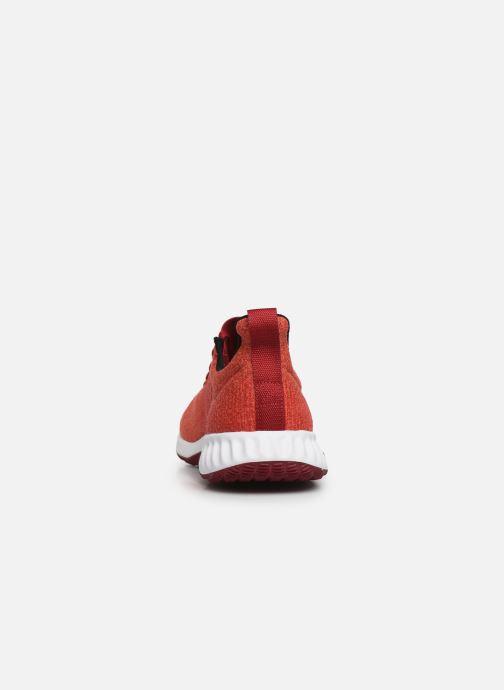 Chaussures de sport adidas performance Solar LT TRAINER M Rouge vue droite