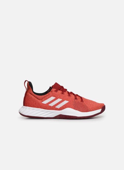 Chaussures de sport adidas performance Solar LT TRAINER M Rouge vue derrière