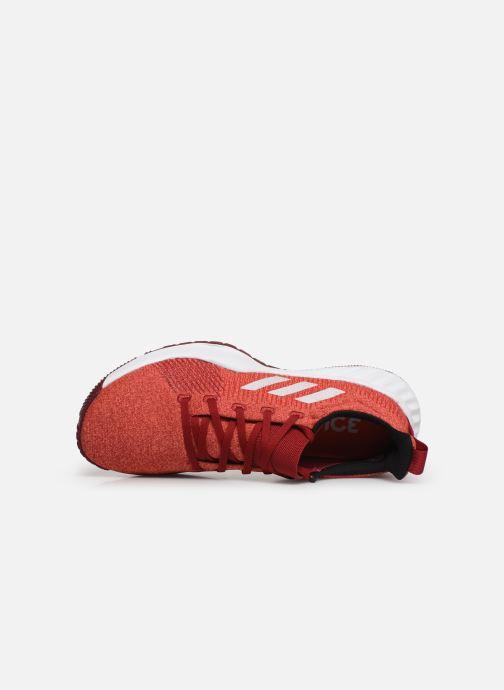 Chaussures de sport adidas performance Solar LT TRAINER M Rouge vue gauche