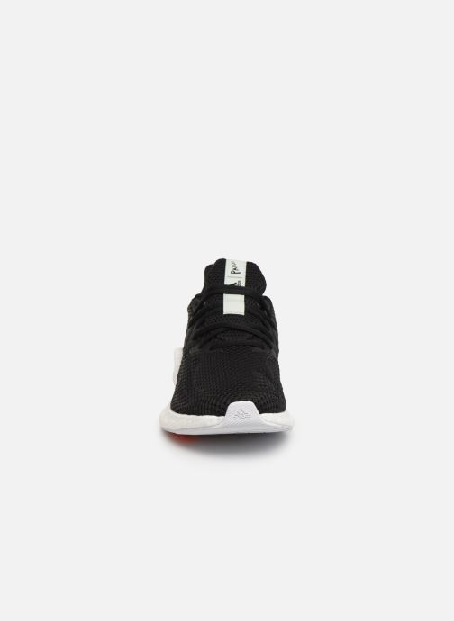 Chaussures de sport adidas performance alphaboost m PARLEY Noir vue portées chaussures