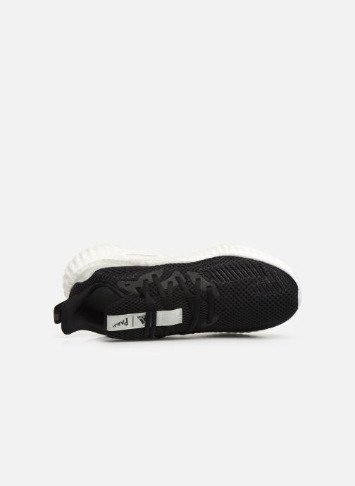 Chaussures de sport adidas performance alphaboost m PARLEY Noir vue gauche