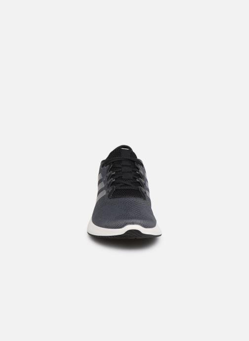 Chaussures de sport adidas performance edge flex m Gris vue portées chaussures