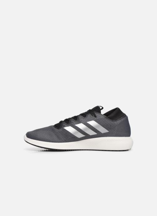 Sport shoes adidas performance edge flex m Grey front view