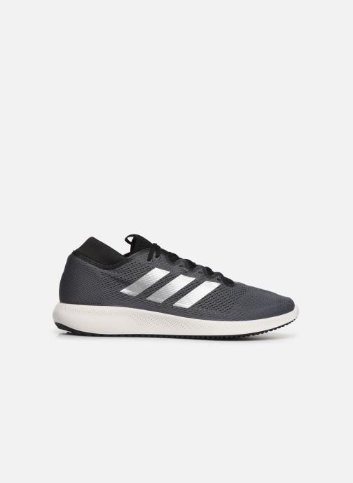 Sport shoes adidas performance edge flex m Grey back view