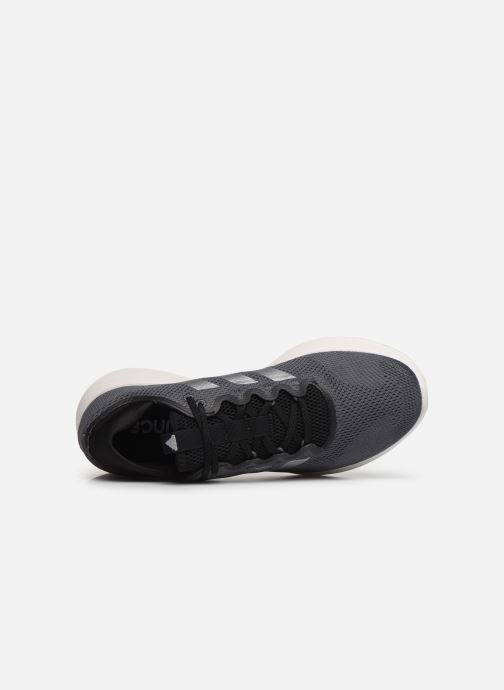 Chaussures de sport adidas performance edge flex m Gris vue gauche