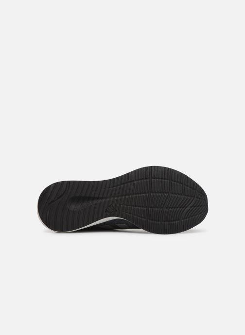 Sportschuhe adidas performance edge flex m grau ansicht von oben