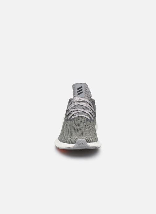 Chaussures de sport adidas performance alphaboost m Gris vue portées chaussures
