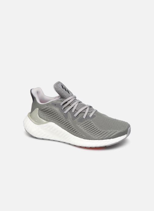 Chaussures de sport adidas performance alphaboost m Gris vue détail/paire