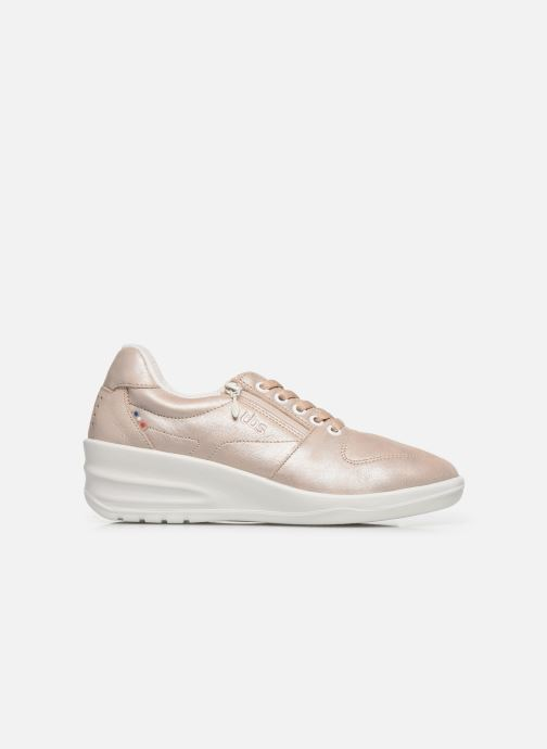 Sneakers TBS Made in France Danzips Beige immagine posteriore
