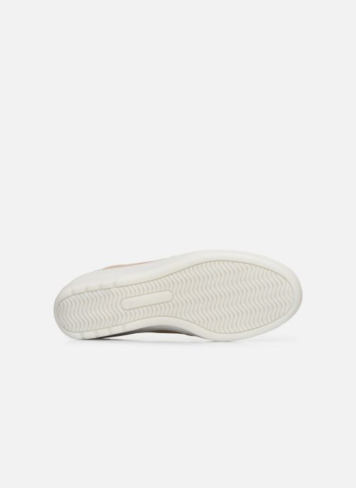 Sneakers TBS Made in France Danzips Beige immagine dall'alto
