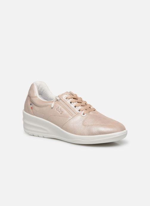 Sneakers TBS Made in France Danzips Beige vedi dettaglio/paio