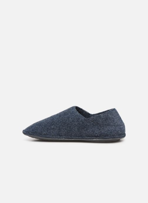 Pantofole Crocs Classic Convertible Slipper W Grigio immagine frontale